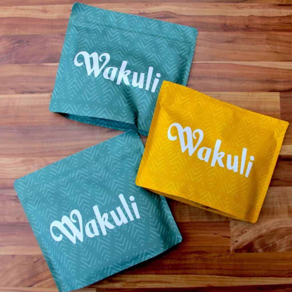 Wakuli coffee bags
