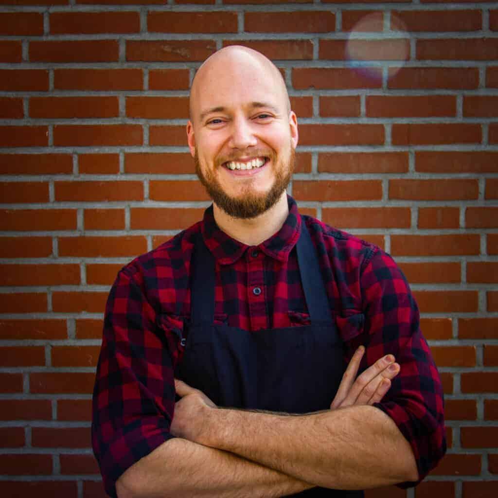 Chef Devan Cameron of Braised & Deglazed