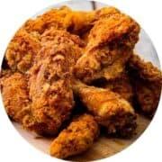 fried-chicken-on-a-board.