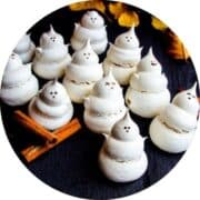 Mini Ghost Pavlovas
